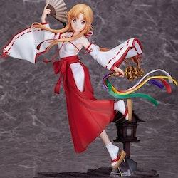 Sword Art Online: Alicization War of Underworld 1/7 Figure Asuna Miko Ver. (Souyokusha)