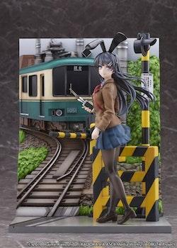 Rascal Does Not Dream of Bunny Girl Senpai Figure Mai Sakurajima Enoden Ver. (eStream)