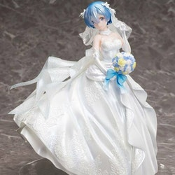 Re:Zero Starting Life in Another World 1/7 Figure Rem Wedding Dress Ver. (FuRyu)