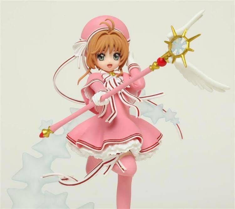 Card Captor Sakura Clear Card Figure Sakura Kinomoto (Taito)