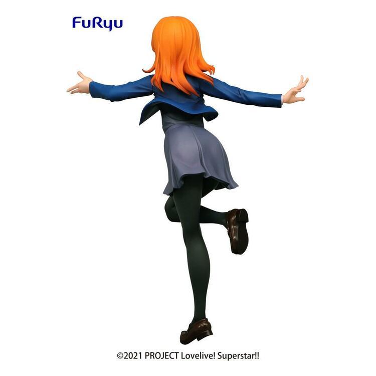 Love Live Superstar Figure Kanon Shibuya (FuRyu)
