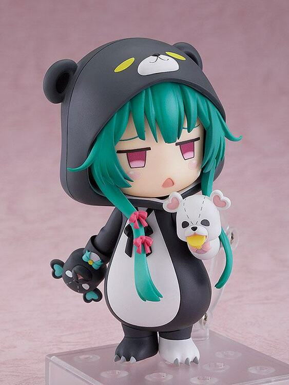 Kuma Kuma Kuma Bear Nendoroid Action Figure Yuna (Good Smile Company)