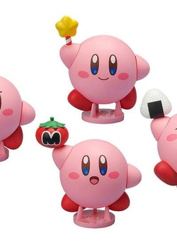 Kirby Corocoroid Buildable Collectible Figures (x6)