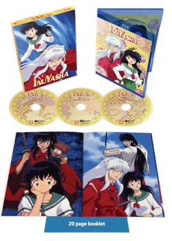 InuYasha Season 1 Collector's Edition Blu-ray
