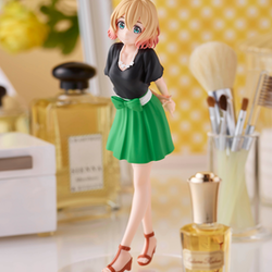 Rent a Girlfriend Figure Mami Nanami Exhibition Ver. (Banpresto)