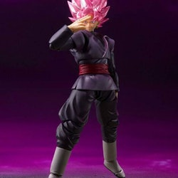 Dragon Ball Super S.H. Figuarts Action Figure Goku Black Super Saiyan Rose (Tamashii Nations)