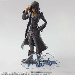 Neo The World Ends with You Bring Arts Action Figure Minamimoto (Square Enix)