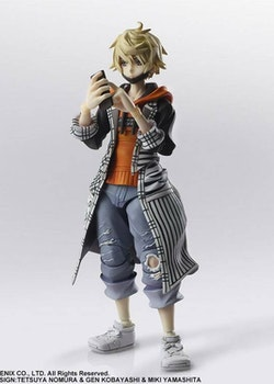 Neo The World Ends with You Bring Arts Action Figure Rindo (Square Enix)