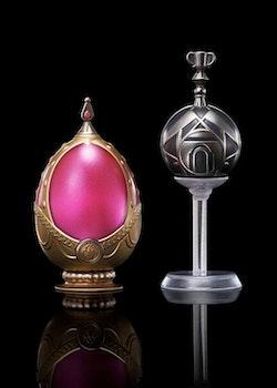 Puella Magi Madoka Magica Proplica Replica Soul Gem & Grief Seed Set Madoka Kaname ver. (Tamashii Nations)