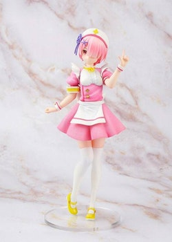 Re:Zero Precious Figure Ram Nurse Maid Ver. (Taito)