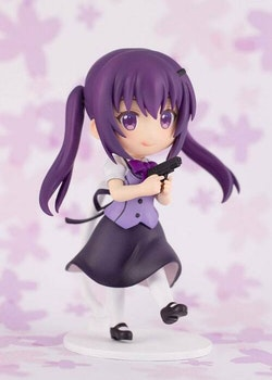 Is the Order a Rabbit Bloom Figure Rize (Plum)