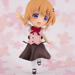 Is the Order a Rabbit Bloom Figure Cocoa (Plum)