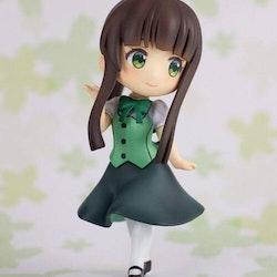 Is the Order a Rabbit Bloom Figure Chiya (Plum)