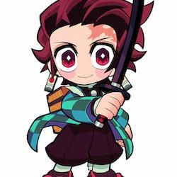 Demon Slayer: Kimetsu no Yaiba Toonize Figure Kamado Tanjiro (FuRyu)