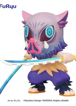 Demon Slayer: Kimetsu no Yaiba Toonize Figure Hashibira Inosuke (FuRyu)