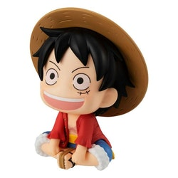 One Piece Look Up Figure Monkey D. Luffy (Megahouse)