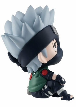 Naruto Shippuden Look Up Figure Hatake Kakashi (Megahouse)