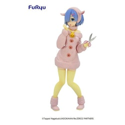 Re:ZERO SSS Figure Rem The Wolf and the Seven Kids Pastel Color Ver. (FuRyu)