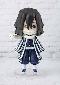 Demon Slayer: Kimetsu no Yaiba Figuarts Mini Action Figure Iguro Obanai (Tamashii Nations)