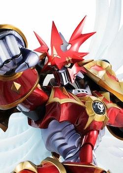 Digimon Tamers G.E.M. Series Figure Dukemon Crimson Mode (Megahouse)