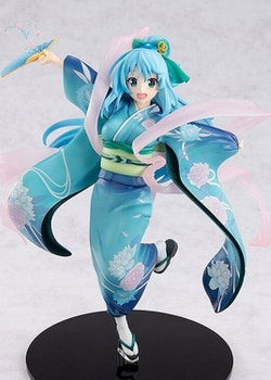 Kono Subarashii Sekai ni Shukufuku wo! 1/7 Figure Aqua: Oiran Ver. (FuRyu)