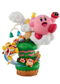 Kirby Figure Kirby Super Star Gourmet Race (Megahouse)