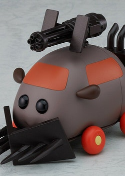 Pui Pui Molcar Moderoid Model Kit Molcar Teddy (Good Smile Company)