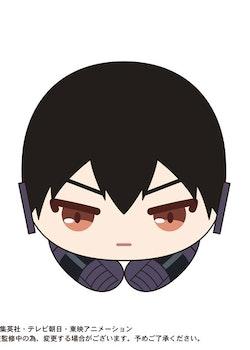 World Trigger Hug Chara Plush Shuji Miwa (Takara Tomy)