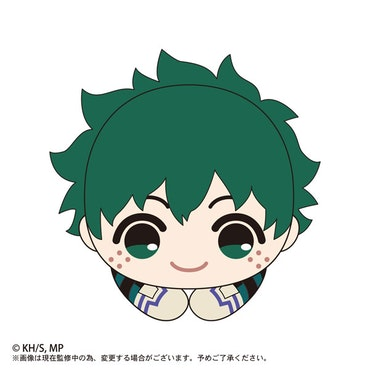 My Hero Academia Hug Chara Plush Izuku Midoriya (Takara Tomy)