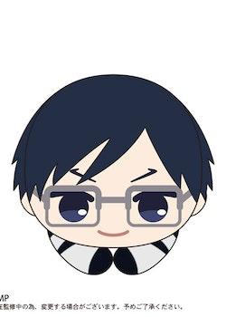 My Hero Academia Hug Chara Plush Tenya Iida (Takara Tomy)