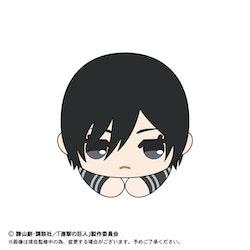 Attack on Titan Hug Chara Plush Mikasa Ackerman (Takara Tomy)