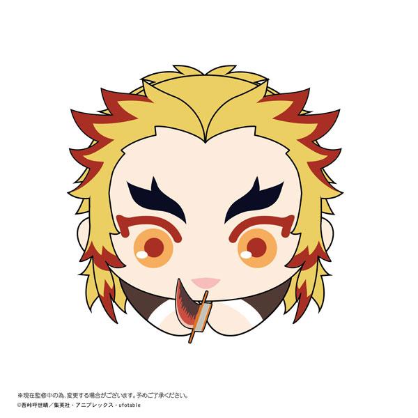Demon Slayer: Kimetsu no Yaiba Hug Chara Plush Kyojuro Rengoku ver. 1 (Takara Tomy)