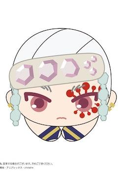 Demon Slayer: Kimetsu no Yaiba Hug Chara Plush Tengen Uzui (Takara Tomy)