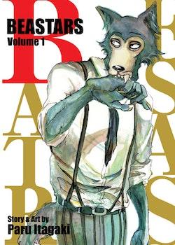 BEASTARS Manga vol. 1 (Viz Media)