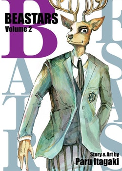 BEASTARS Manga vol. 2 (Viz Media)
