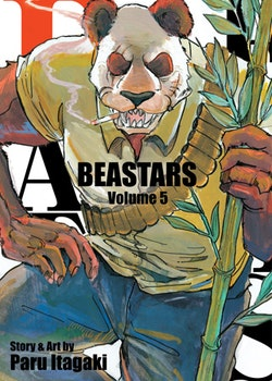 BEASTARS Manga vol. 5 (Viz Media)