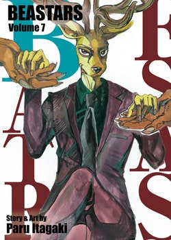 BEASTARS Manga vol. 7 (Viz Media)