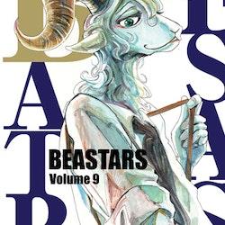 BEASTARS Manga vol. 9 (Viz Media)