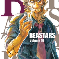 BEASTARS Manga vol. 10 (Viz Media)