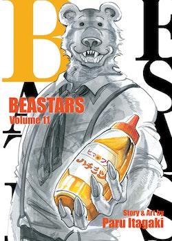 BEASTARS Manga vol. 11 (Viz Media)