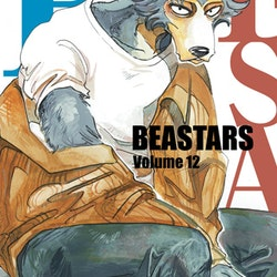 BEASTARS Manga vol. 12 (Viz Media)