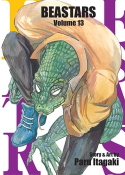 BEASTARS Manga vol. 13 (Viz Media)