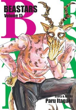 BEASTARS Manga vol. 15 (Viz Media)