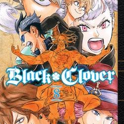 Black Clover Manga vol. 8 (Viz Media)