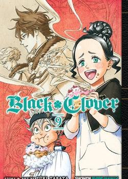 Black Clover Manga vol. 9 (Viz Media)