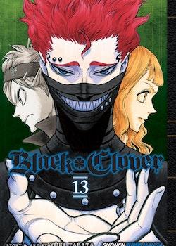 Black Clover Manga vol. 13 (Viz Media)