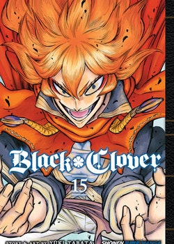 Black Clover Manga vol. 15 (Viz Media)