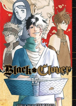 Black Clover Manga vol. 17 (Viz Media)