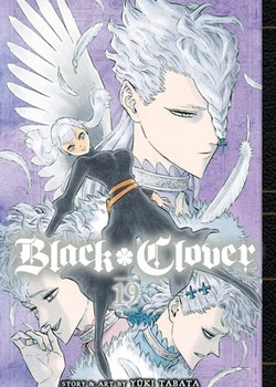 Black Clover Manga vol. 19 (Viz Media)