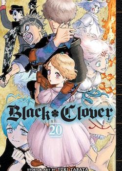 Black Clover Manga vol. 20 (Viz Media)